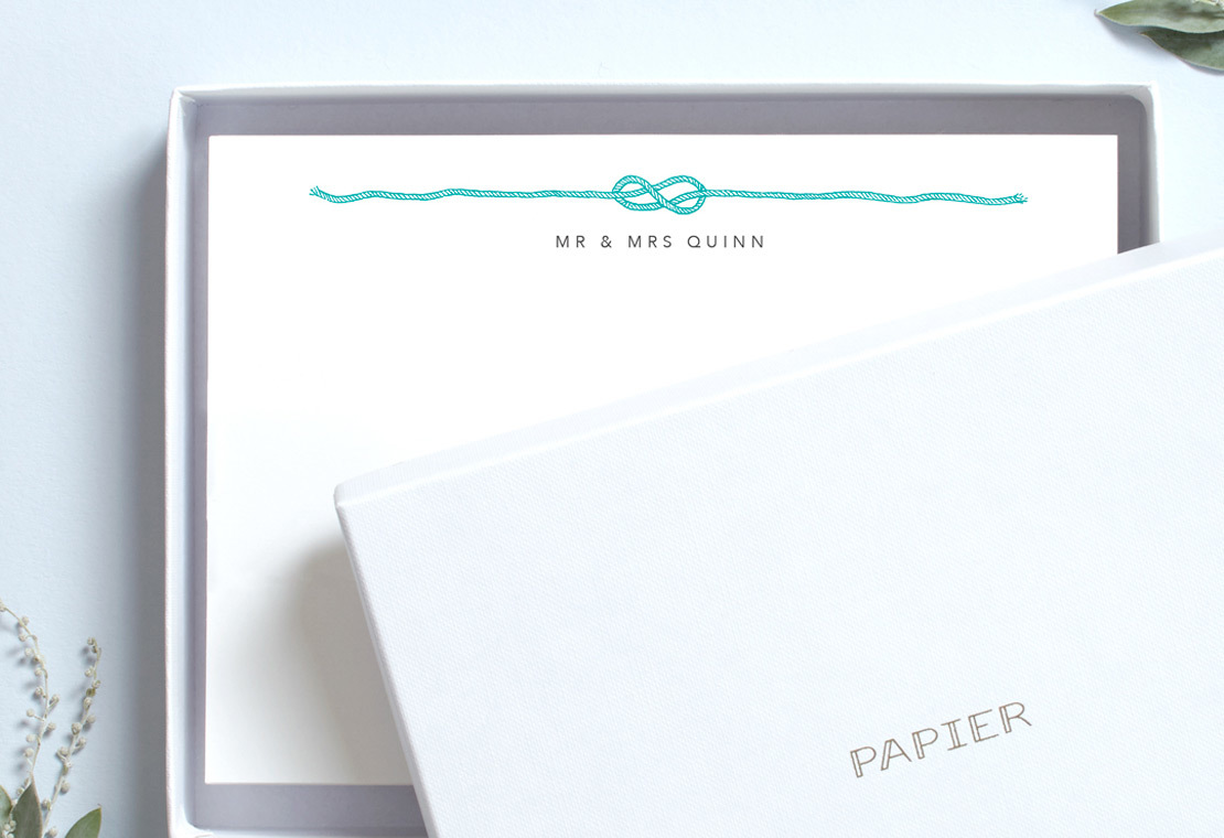 Papier anniversary gift ideas homepage
