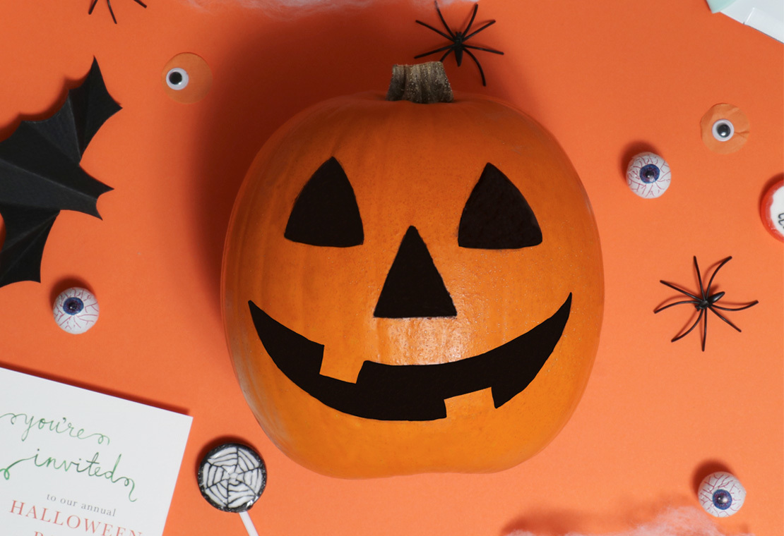 Halloween party ideas homepage