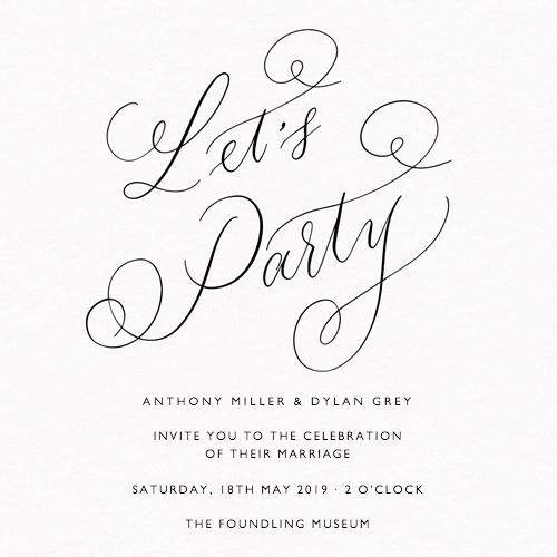 Let's Party Black