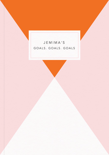 Orange Diamond - Goals