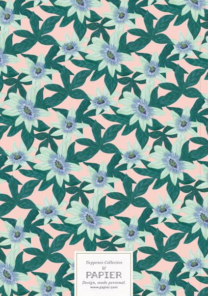 Passion Flower Blush
