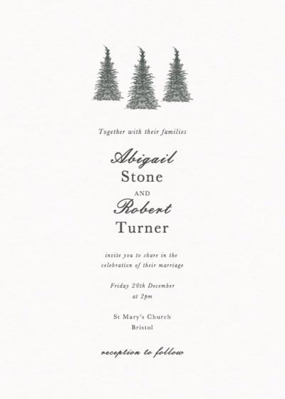 Pines | Personalised Wedding Suite