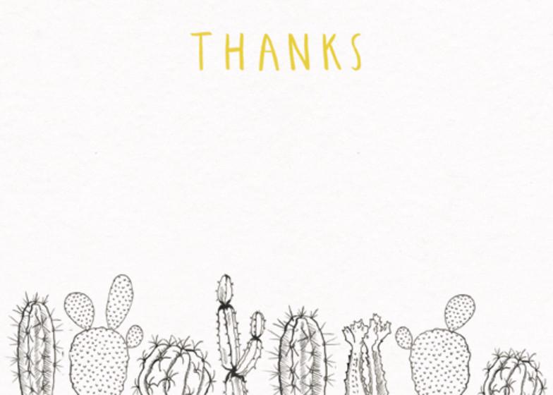Cacti | Personalised Stationery Set