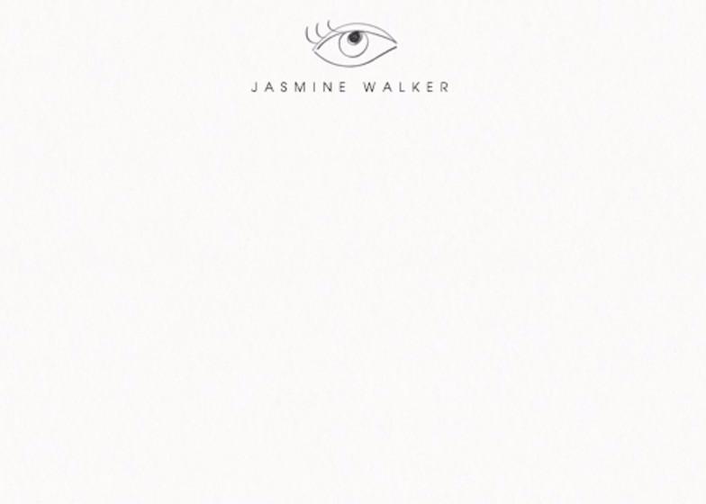 Eye | Personalised Stationery Set