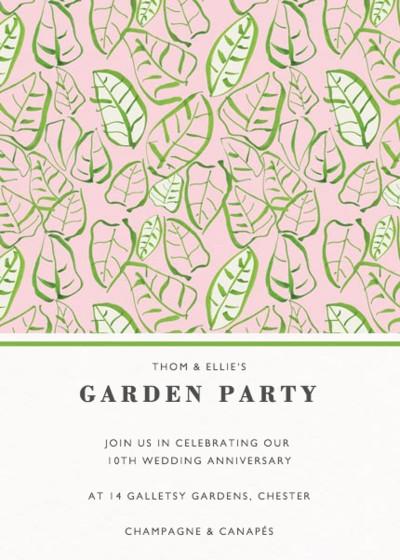 Elio | Personalised Party Invitation