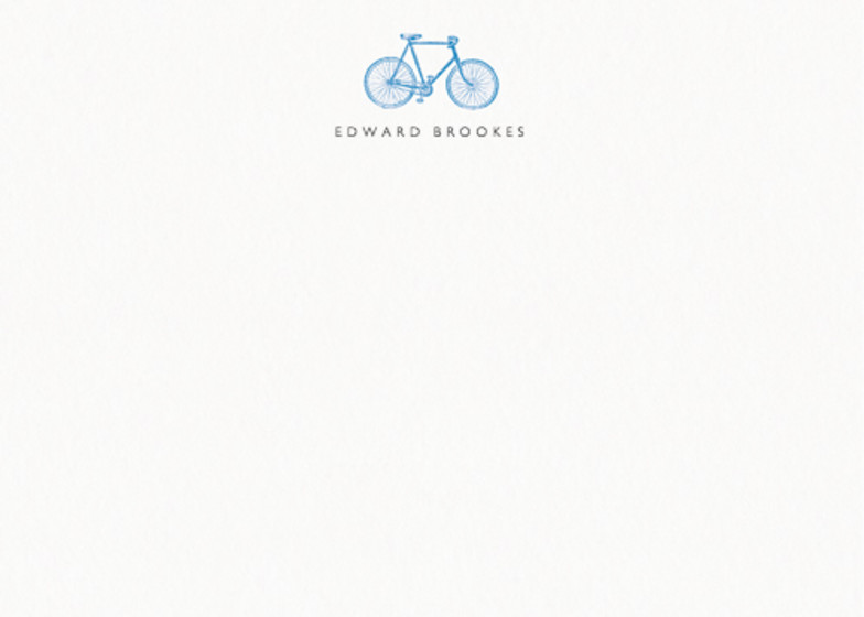 Bicycle | Personalised Stationery Set