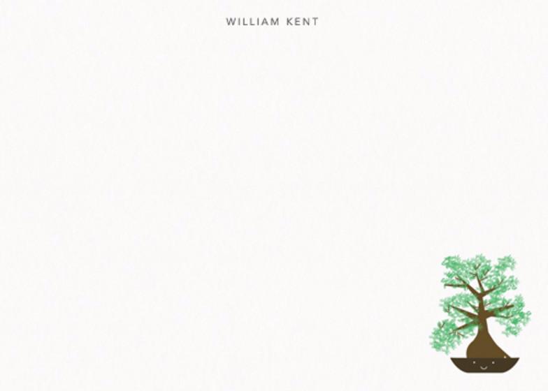 Bonsai | Personalised Stationery Set