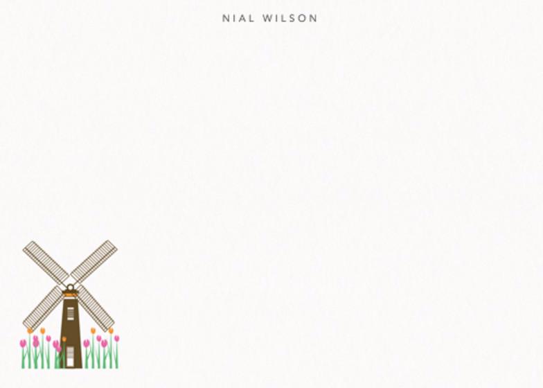 Windmill | Personalised Stationery Set