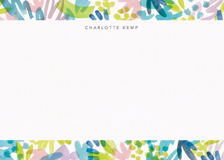 Cannes | Personalised Stationery Set