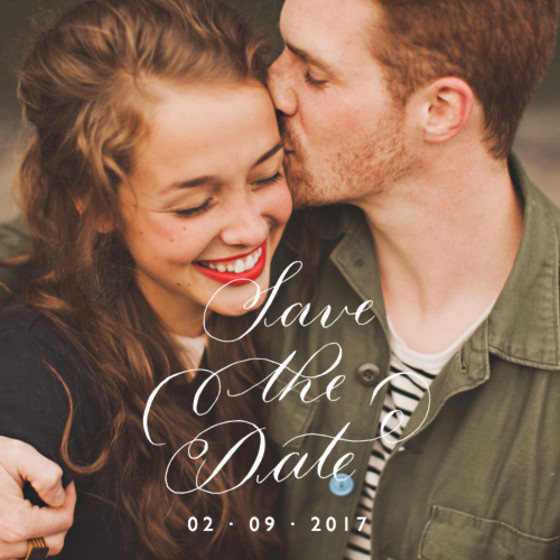 Save The Date Script | Personalised Save The Date
