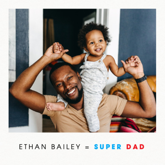 Super Dad | Personalised Birthday Card