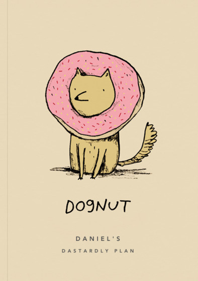 Dognut | Personalised Lined Notebook