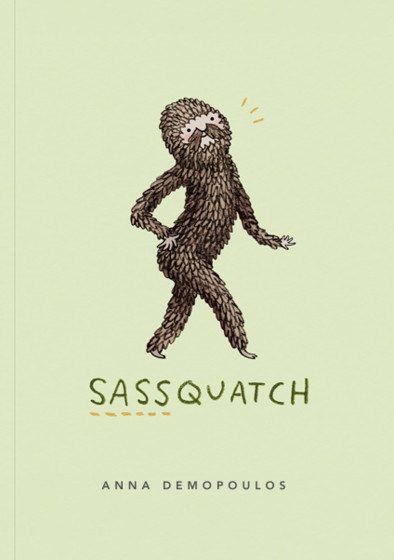 Sassquatch   Personalised Lined Notebook