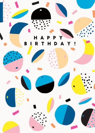 Fiesta | Personalised Birthday Card