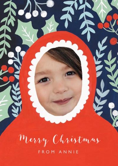 Matryoshka | Personalised Christmas Card Set
