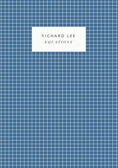 Blue Grid | Personalised Lined Notebook