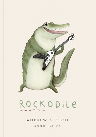 Rockodile | Personalised Lined Notebook