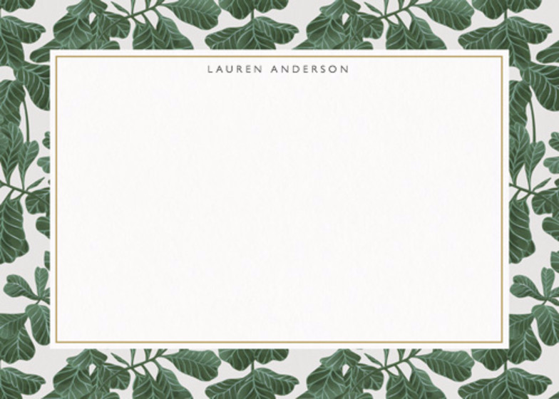 Teresa | Personalised Stationery Set