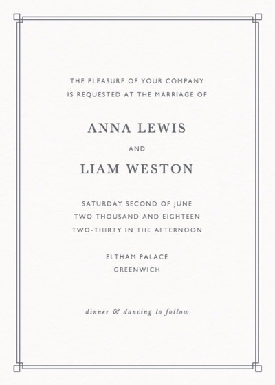 Le Marquis   Personalised Wedding Suite