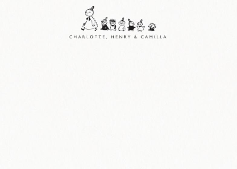Mymble Family | Personalised Stationery Set