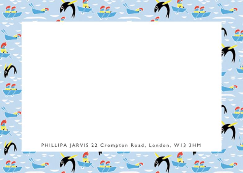 Moomin Fishing | Personalised Stationery Set