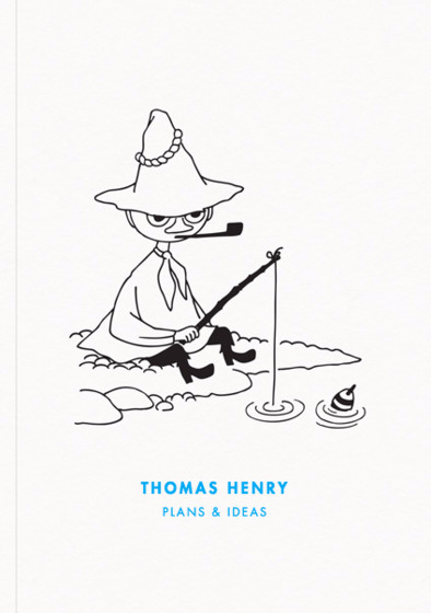Snufkin Fishing | Personalised Lined Notebook