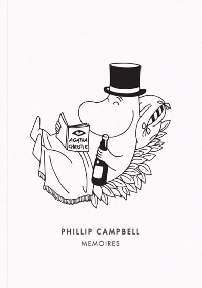 Hammock Moominpappa | Personalised Lined Notebook