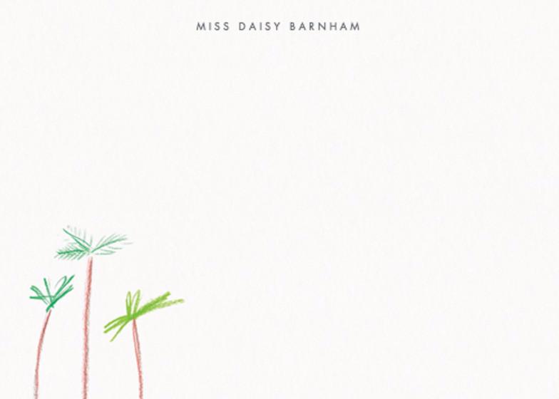 LA Palms | Personalised Stationery Set