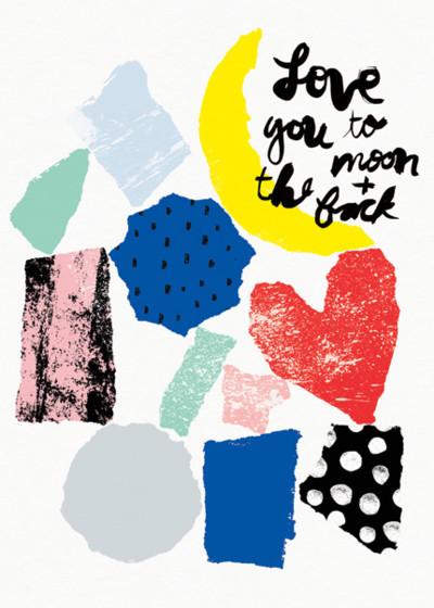 Paper Love | Personalised Greeting Card
