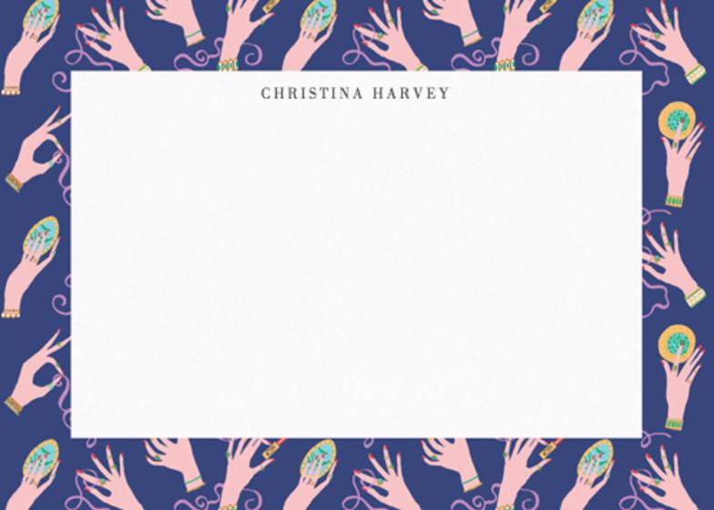 Vanity Table  | Personalised Stationery Set