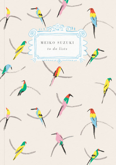 Parrots | Personalised Lined Notebook