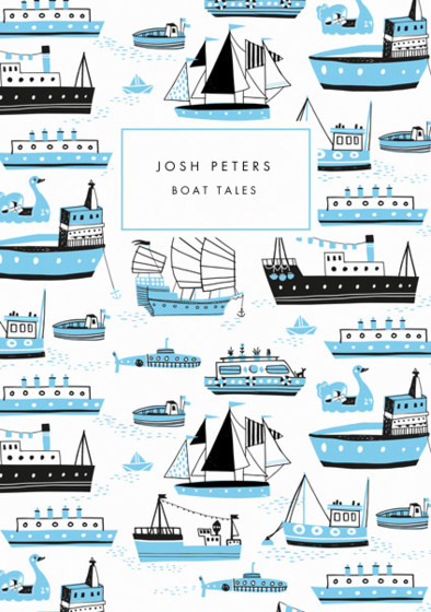 Boats | Personalised Lined Notebook