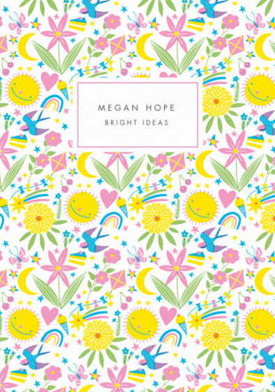 Happy Sunshine | Personalised Lined Notebook