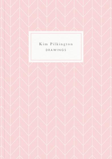 Herringbone Rose | Personalised Sketchbook