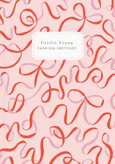 Ribbons | Personalised Sketchbook