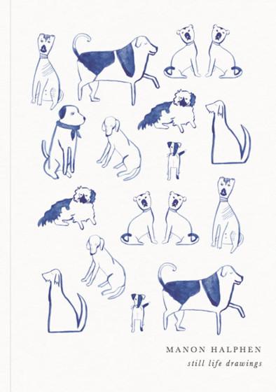 Posh Dogs | Personalised Sketchbook