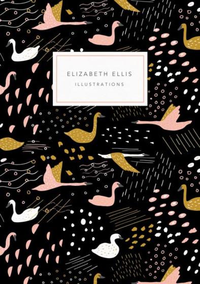 Swans | Personalised Sketchbook