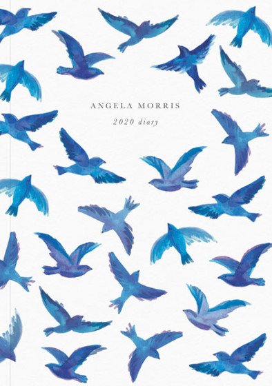 Bluebirds | Personalised 2018 Diary