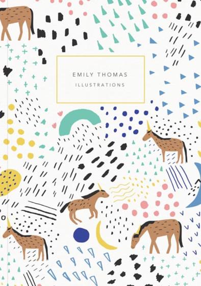 Unicorns | Personalised Sketchbook