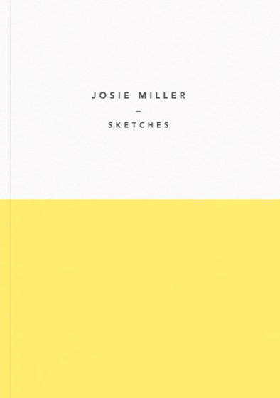 Demi Yellow | Personalised Sketchbook