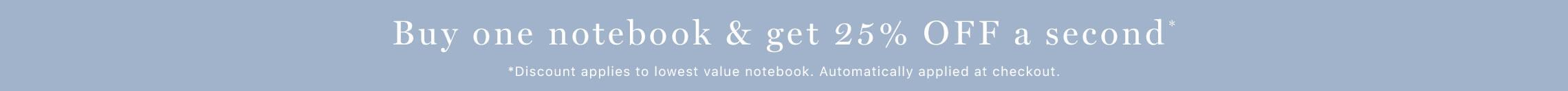 Notebooks desktop promo banner