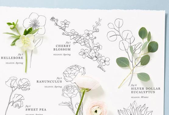 The Most Romantic Wedding Flowers