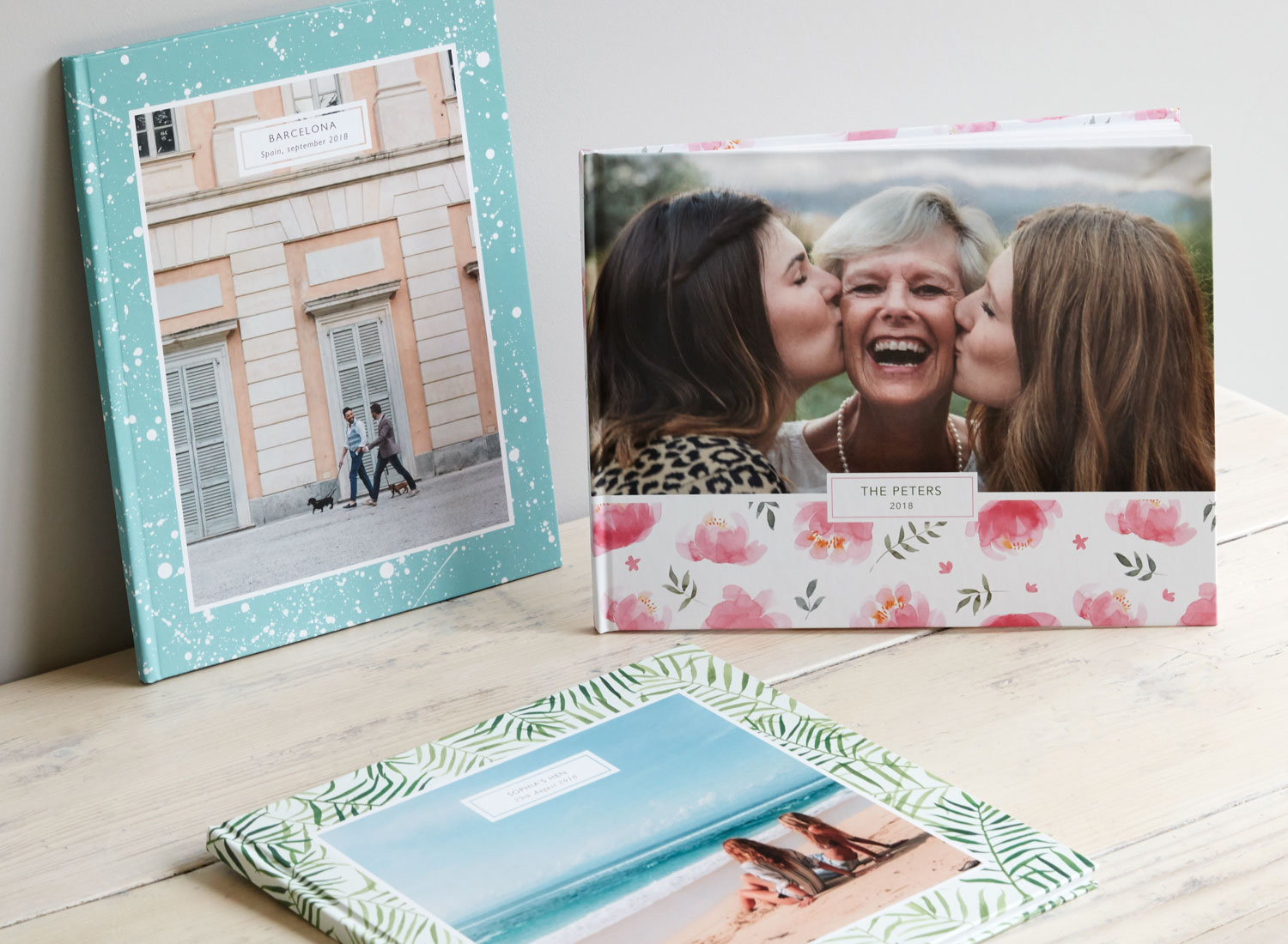 Papier Personalised Photo Book, Memory Book, Mother's Day