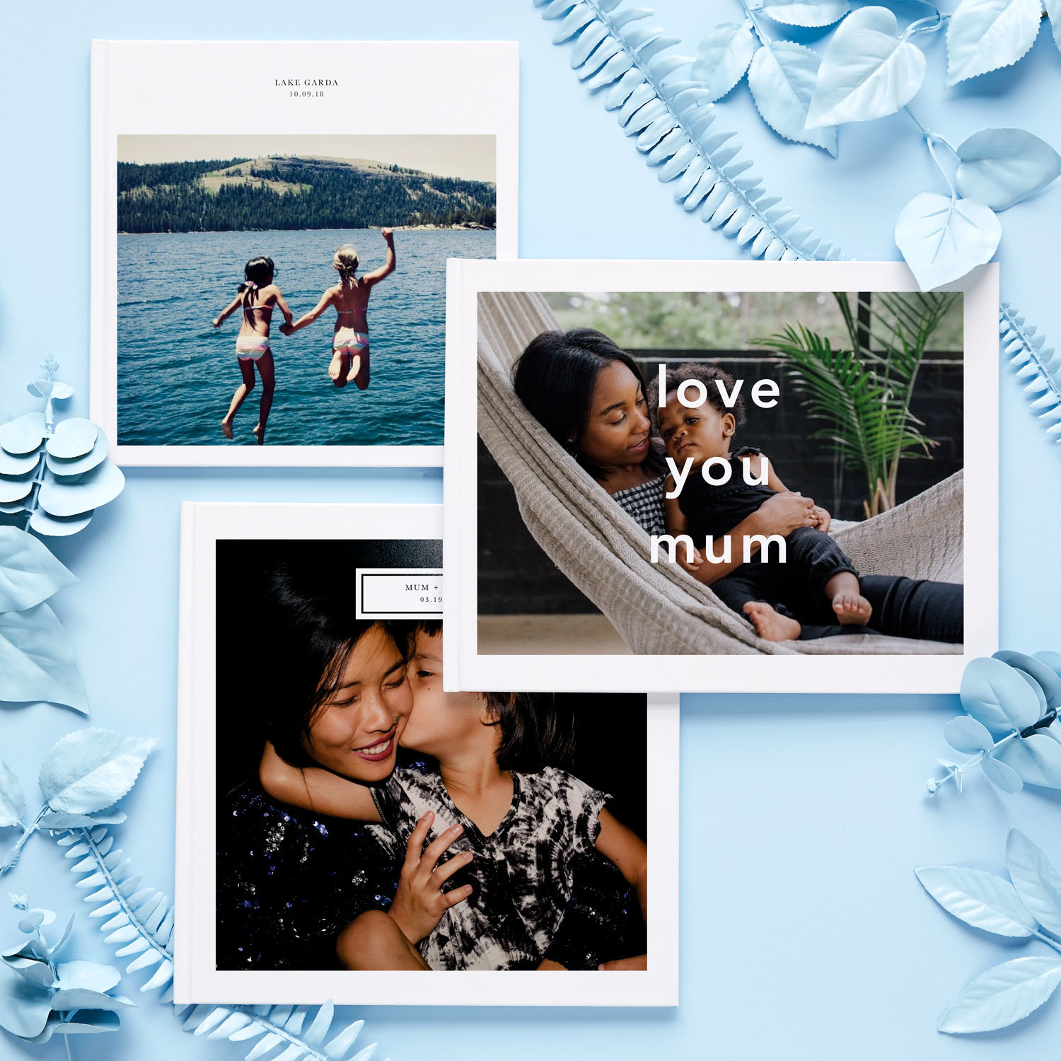photo books - mother's day gift ideas