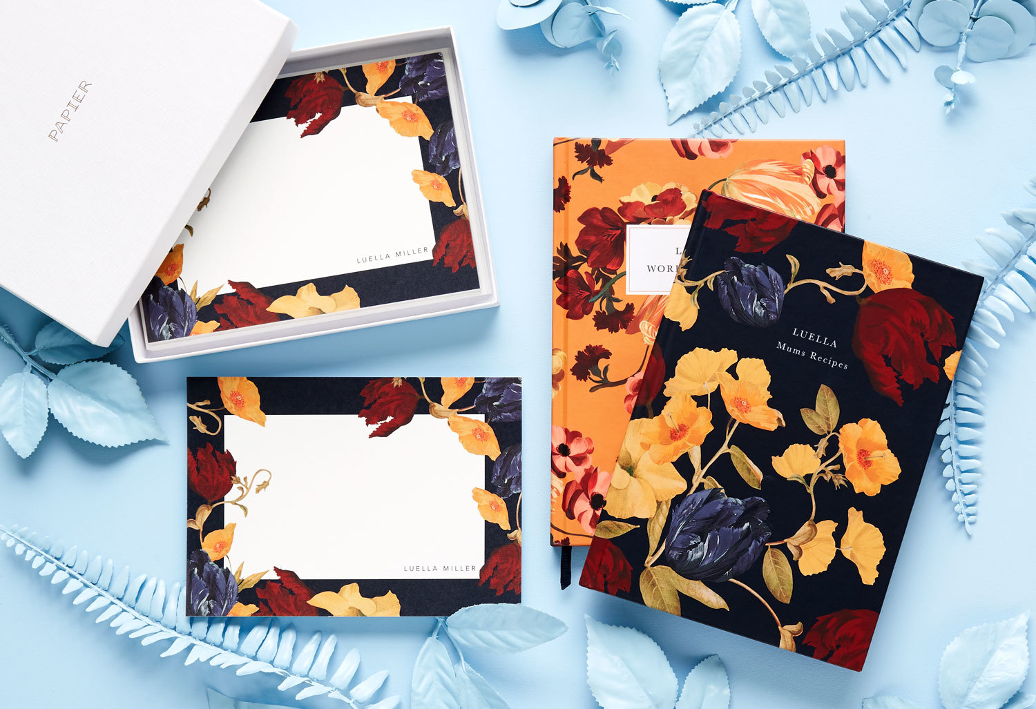 Stationery gift sets for Mother's day