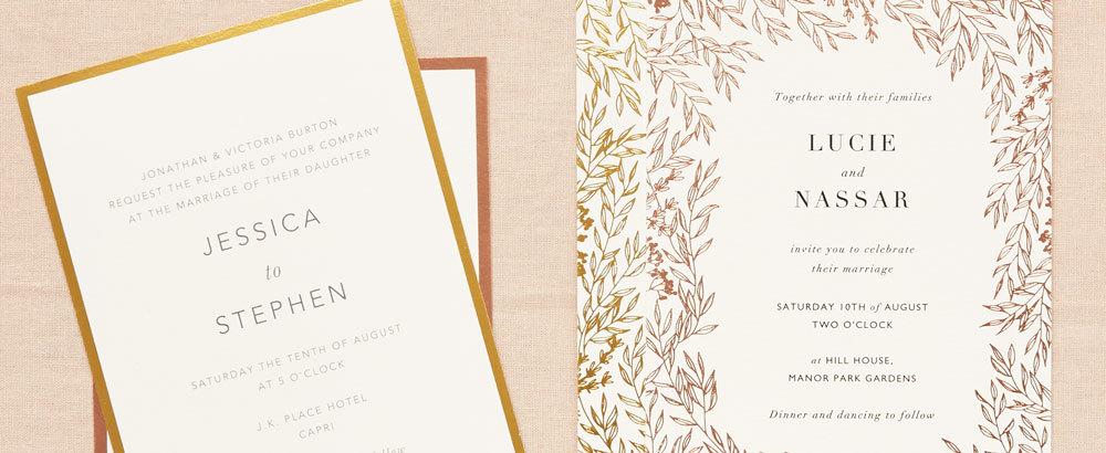 4c0222639e0d17 gold foiled rose gold foiled · Gold Foiled. Minimal Greenery
