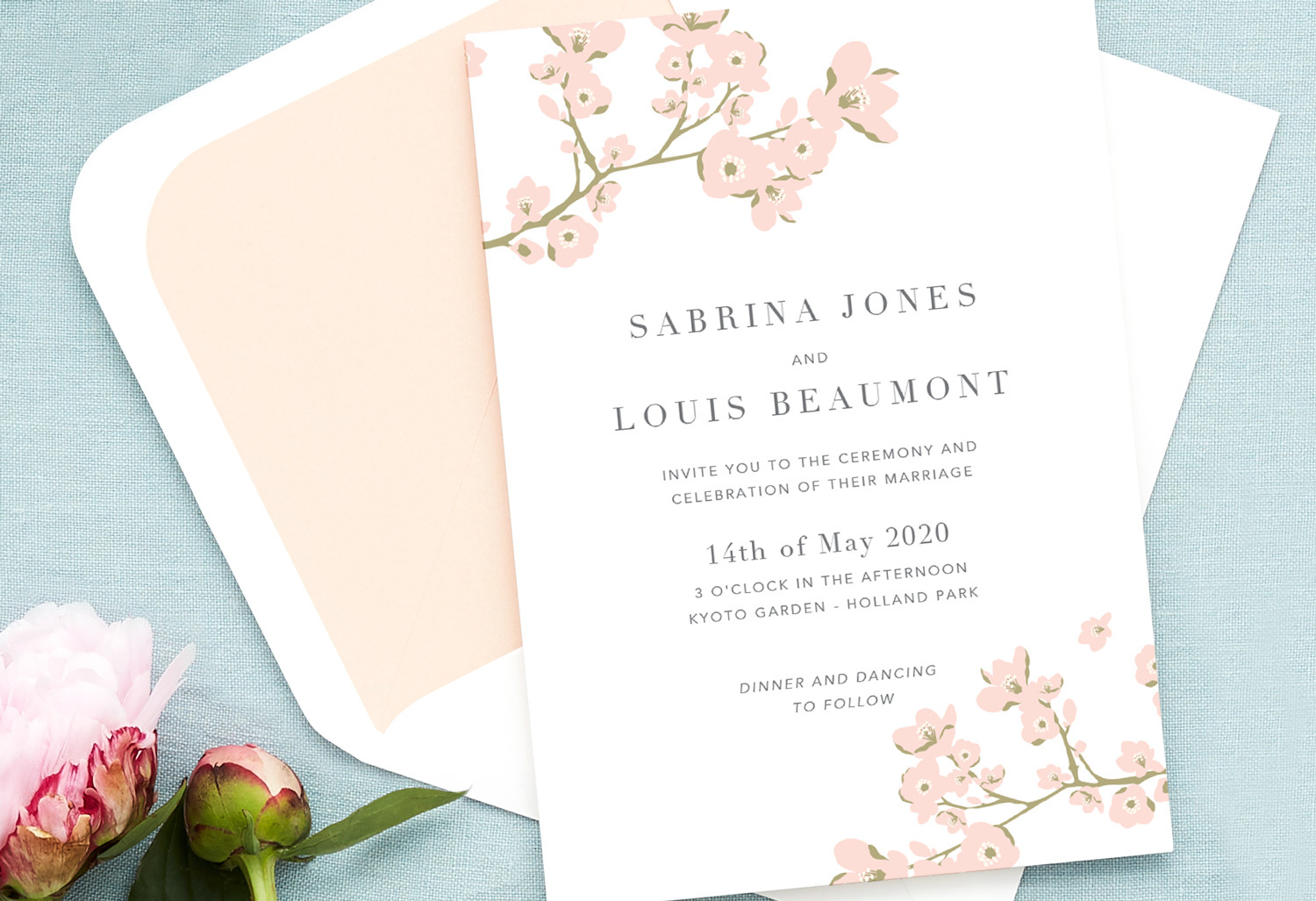 Formal Wedding Invitation Templates: Wedding Invitation Wording - Ideas & Inspiration